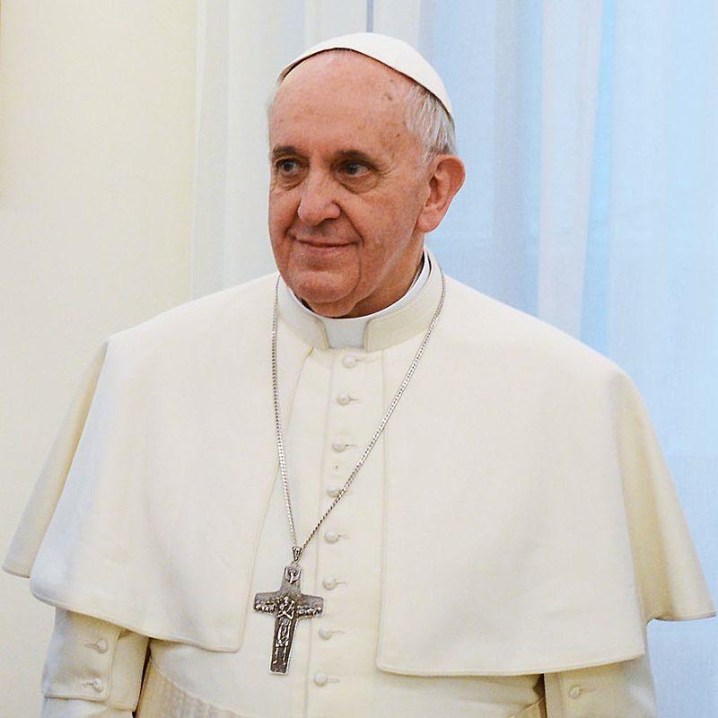 Pape François en 2013